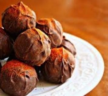 """Σοκολατάκια """"καγιέν"""""""