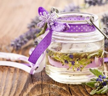 The secret with the lavender that will make your face glow!!