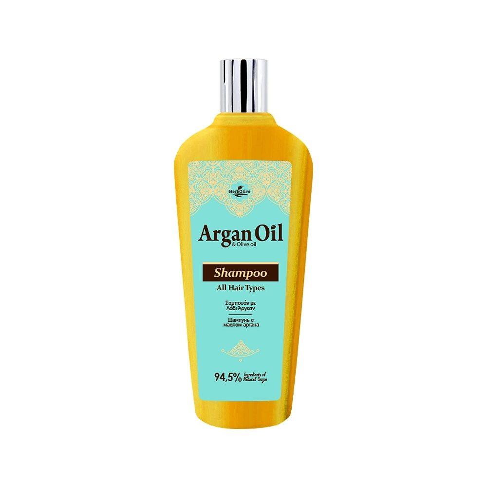 Shampoo with Argan oil (200ml)