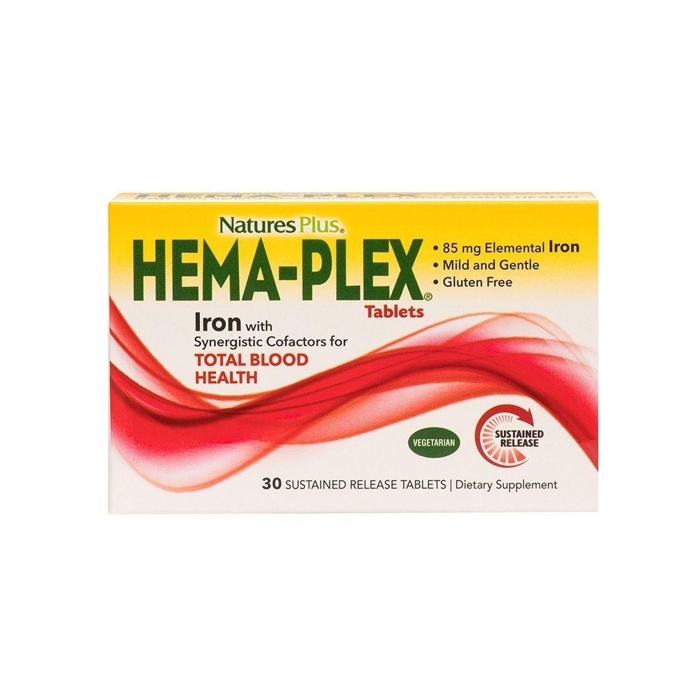 HEMA PLEX (30 φυτικές κάψουλες)