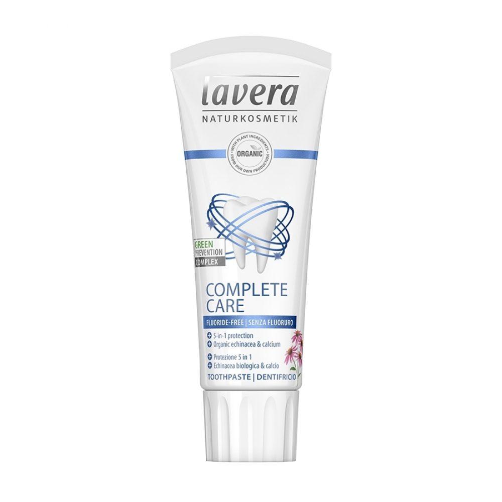 Οδοντόκρεμα Εχινάκεια - Ασβέστιο Χωρίς Φθόριο (Bio) (Lavera) (75ml)
