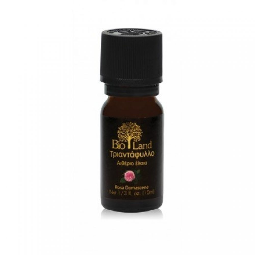 Αιθέριο Έλαιο Τριαντάφυλλο 20% (BioLand 10ml)