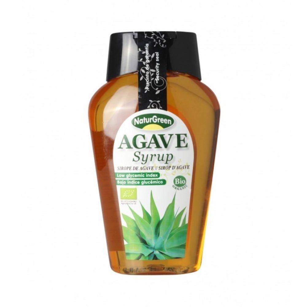 Organic Agave Syrup (495gr)