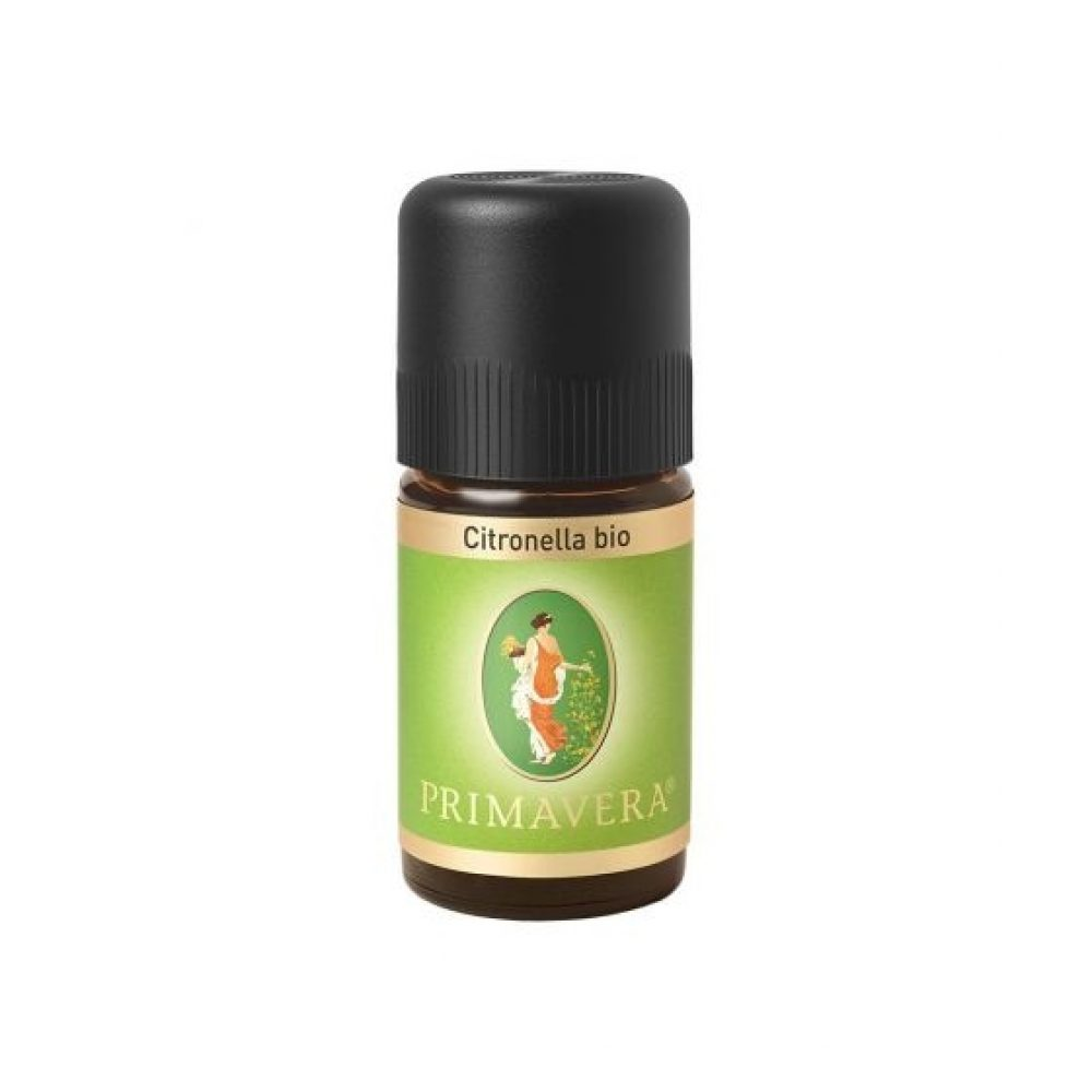 Эфирное масло Цитронеллы (Био) (Primavera 5мл)