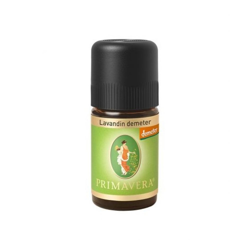 Lavandin super Oil (Bio) (Primavera) (5ml)