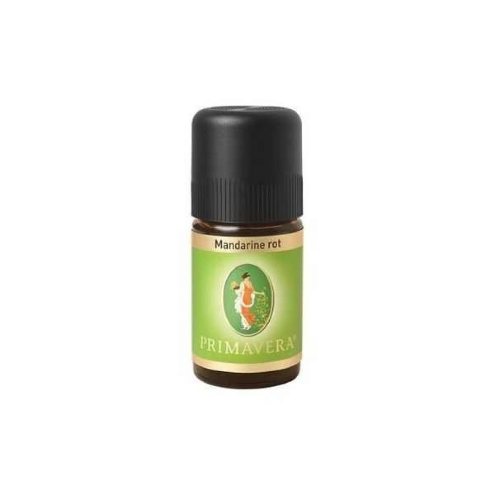 Mandarin Red Essential Oil (Bio)(Primavera 5ml)