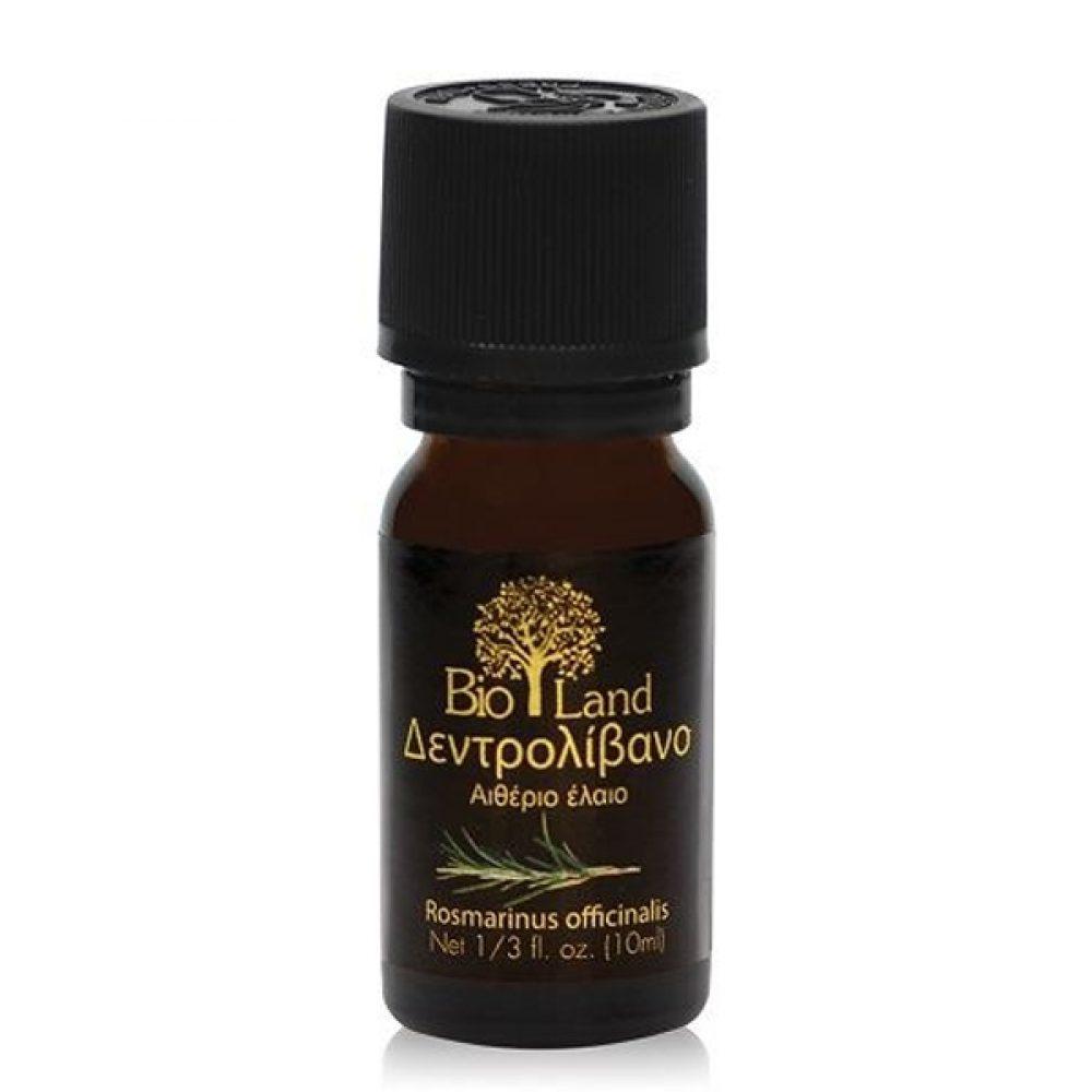 Rosemary Organic essential oil (BioLand 10ml)