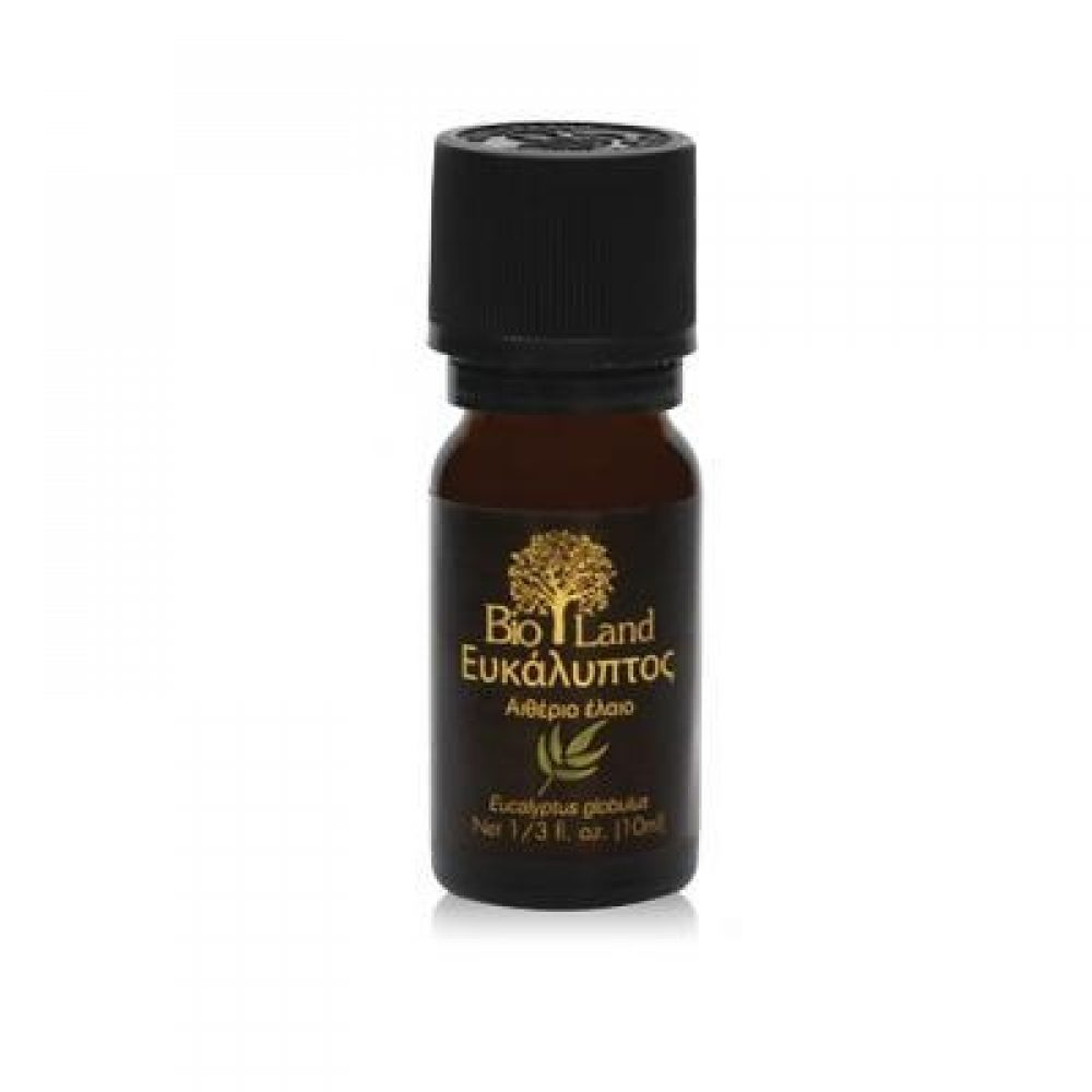 Organic Eucalyptus essential oil (BioLand 10ml)