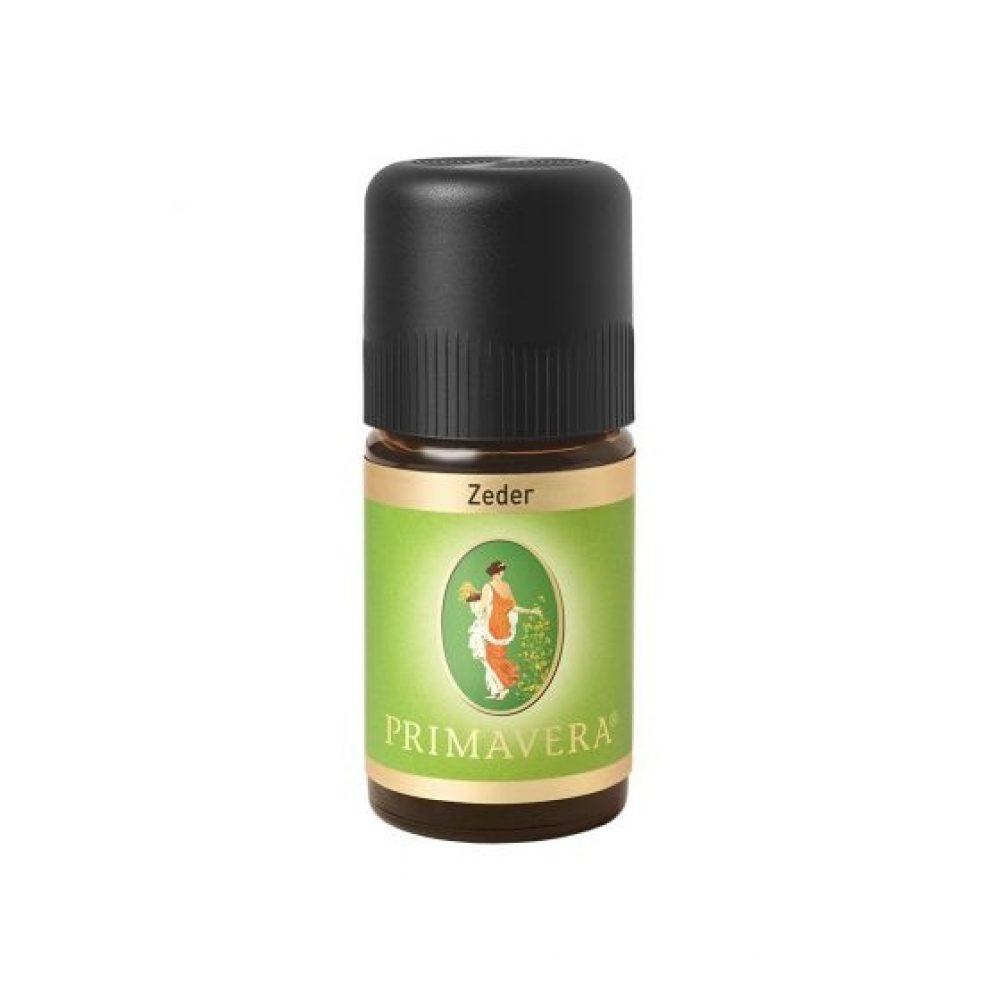 Cedar essential oil (Bio) (Primavera 5ml)