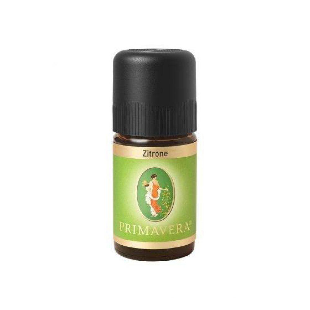 Αιθέριο έλαιο Λεμόνι (Bio) (Primavera 5ml)