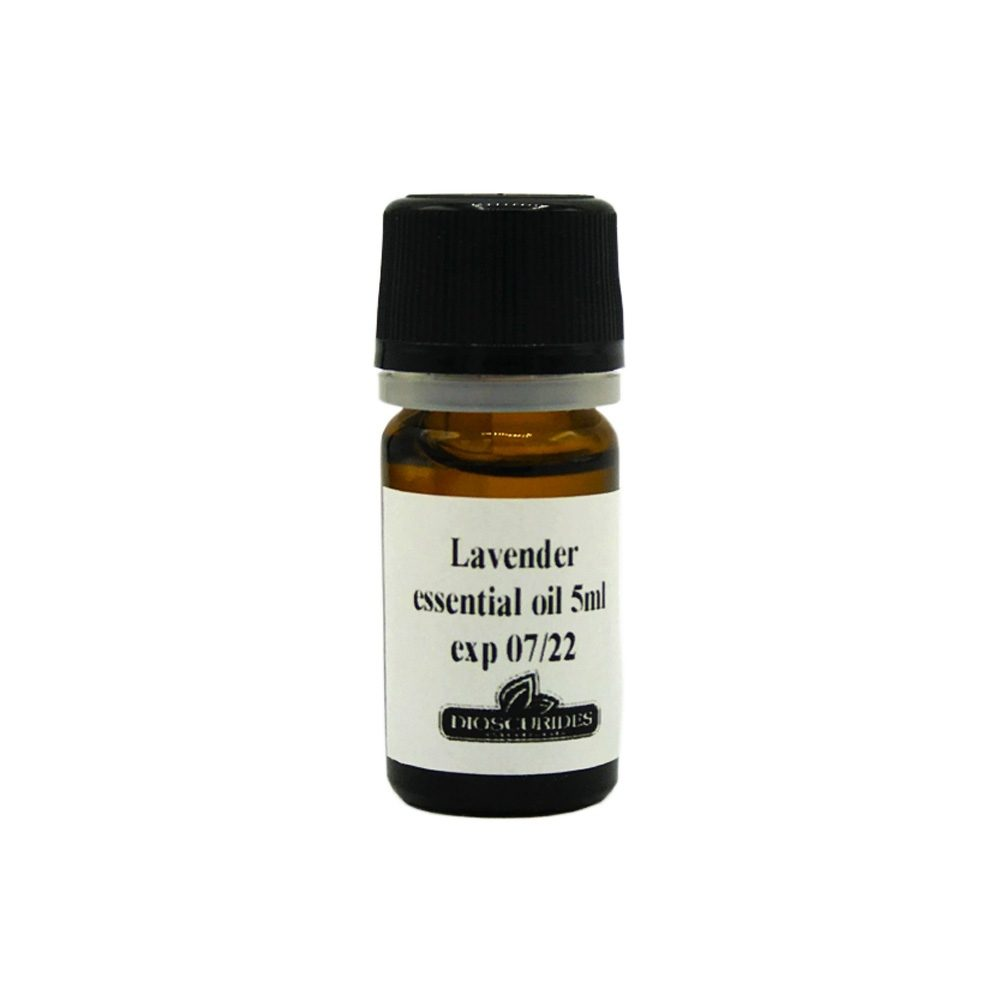 Lavender essential oil (Dioscurides 5ml)