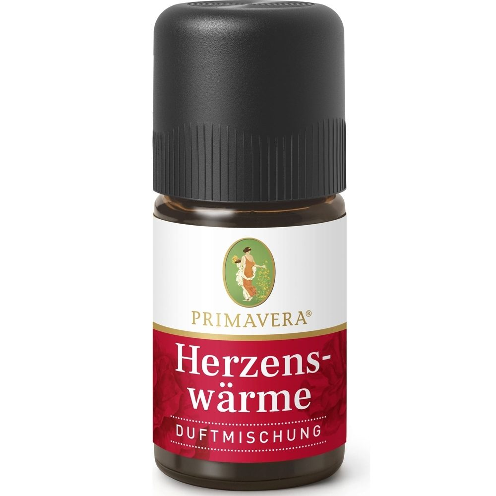 Hart Warming Essential Oil Blend - Sensual & Harmonising (Bio) (Primavera 5ml)