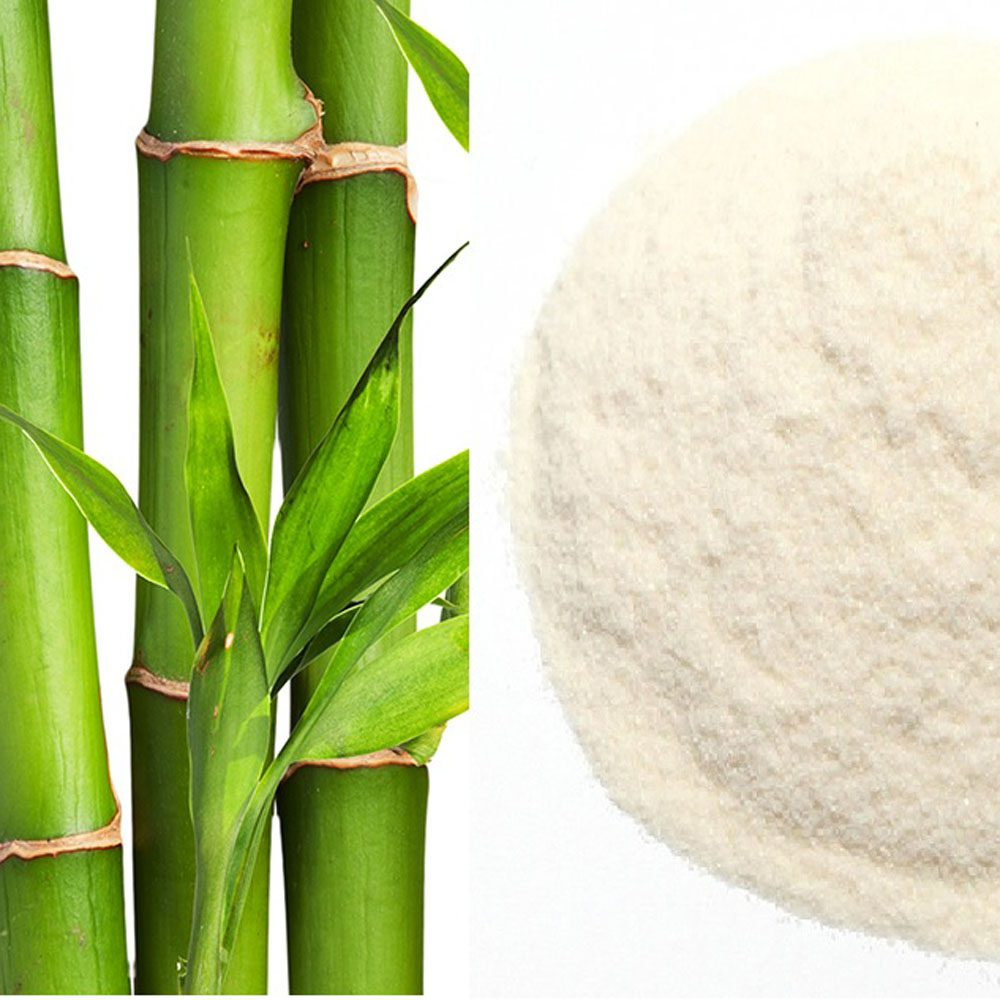 Bamboo fiber flour Gluten free