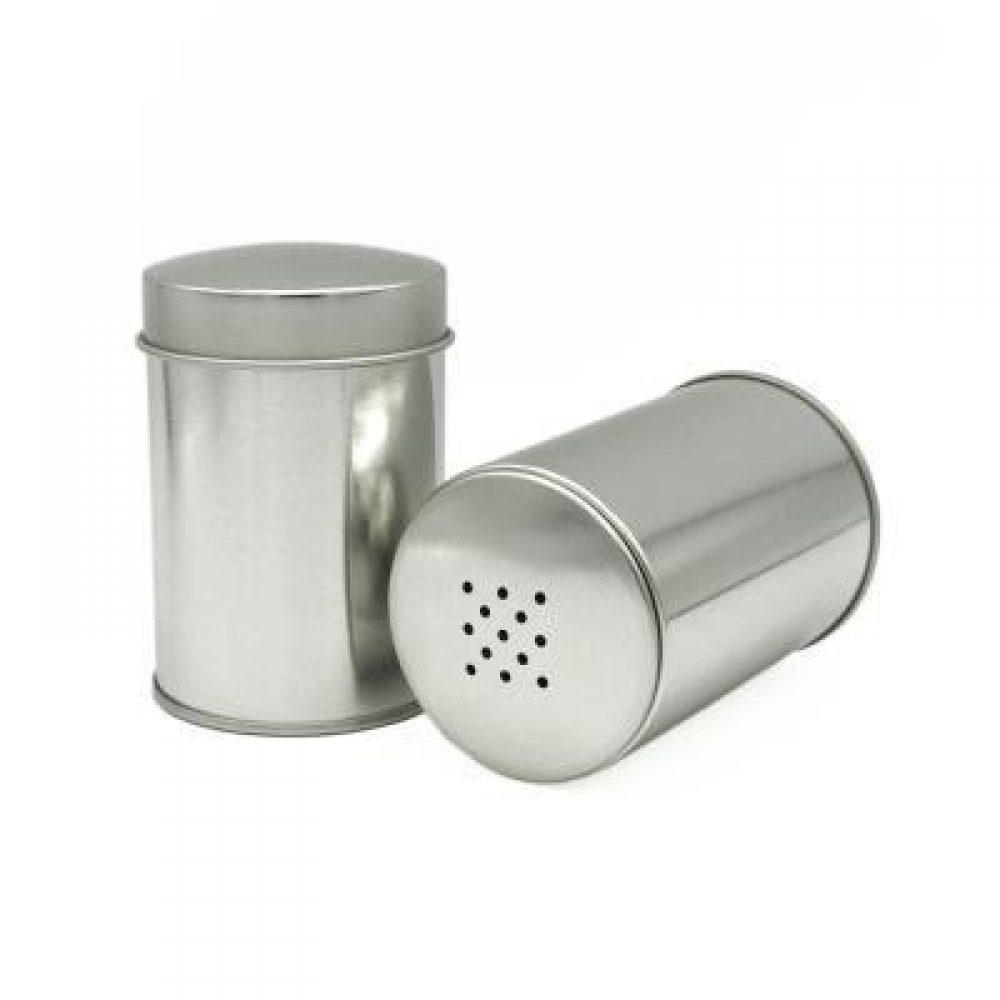 Ανοξείδωτο κουτάκι για μπαχαρικά Small hole (Desjardin)