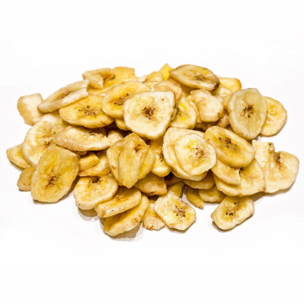 Αποξηραμένη μπανάνα