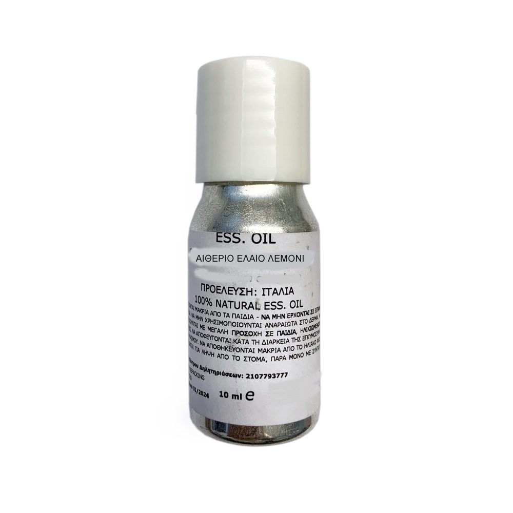 Αιθέριο έλαιο Λεμόνι (Roump. 10ml)