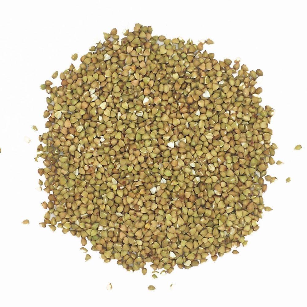 Гречка цельная - Buckwheat (Био)(Без глютена)