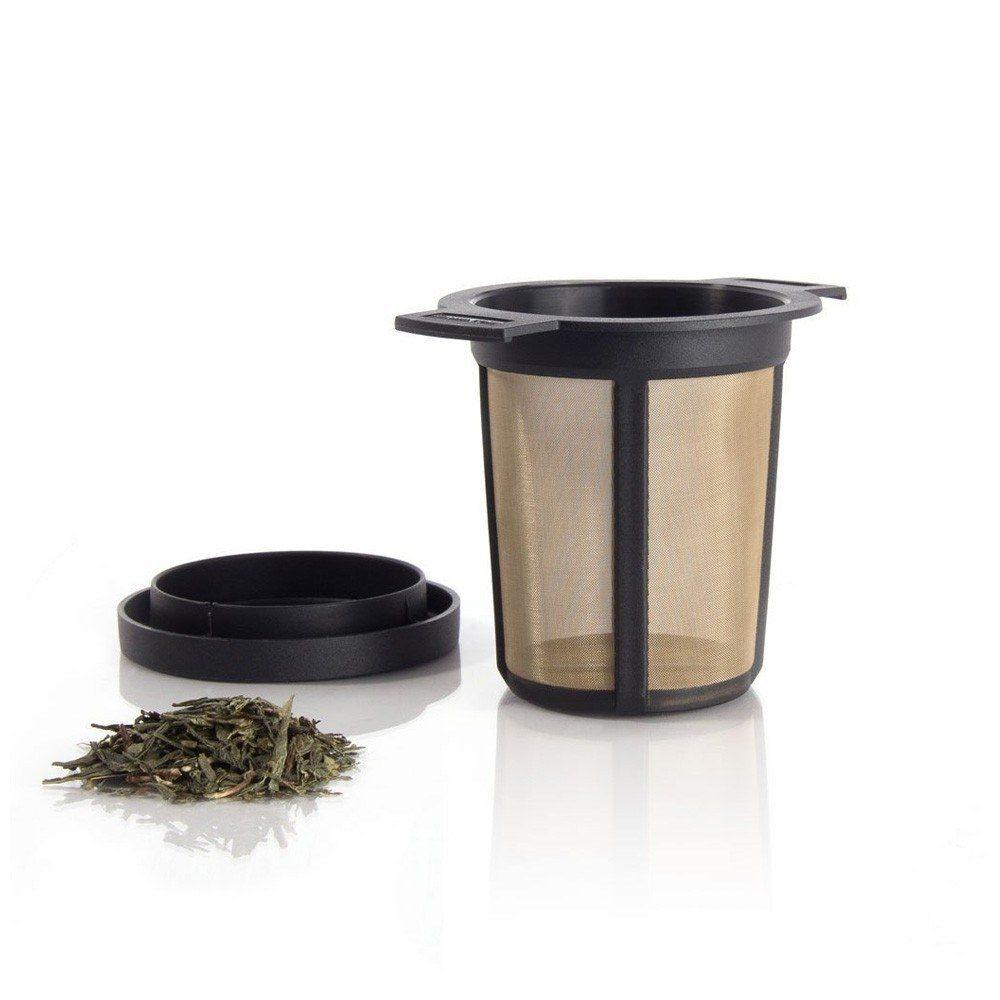 Tea strainer with lid - Finum