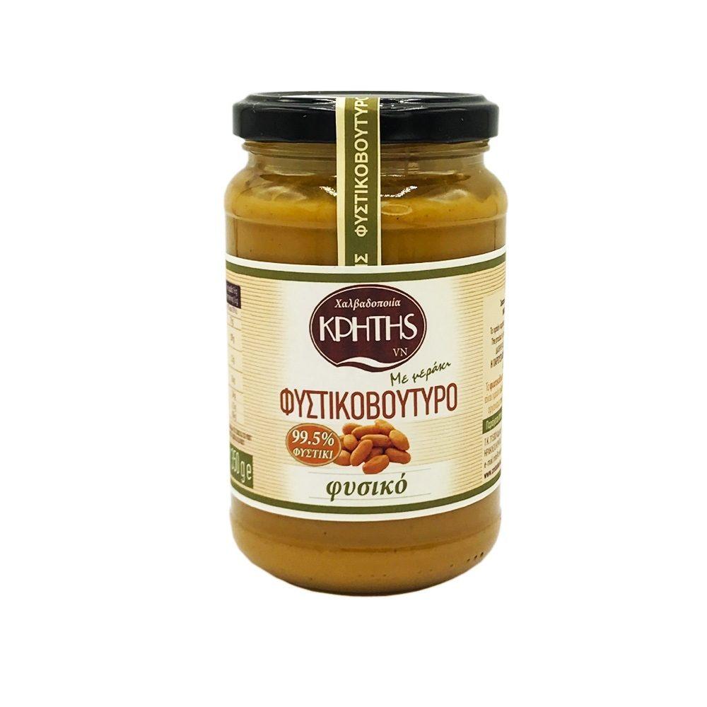 Cretan peanut butter (350g)