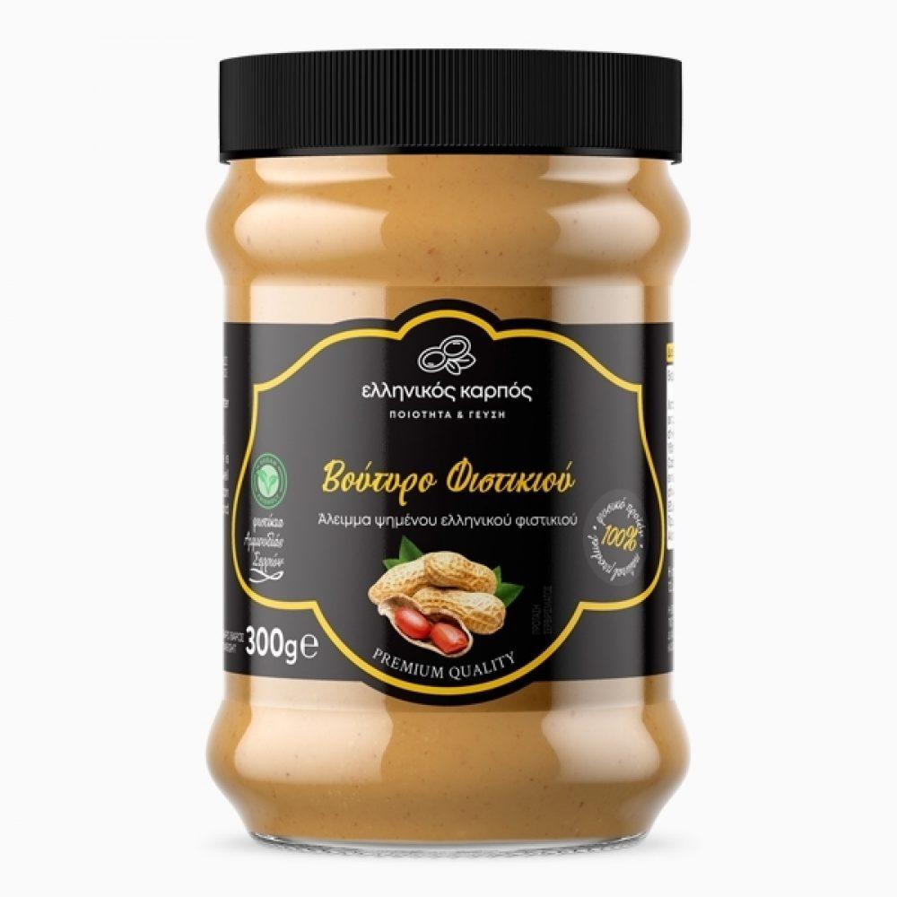 Greek peanut butter from Serres (300g)