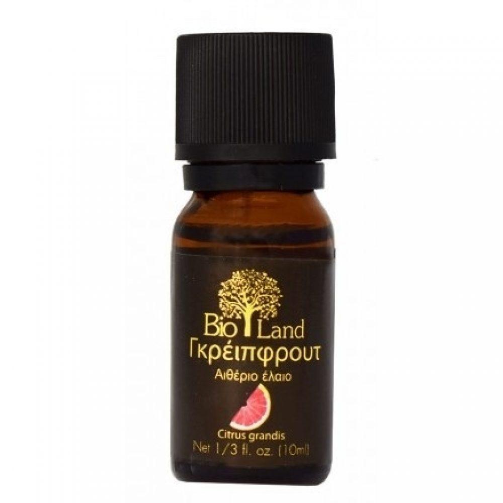 Органическое Эфирное масло грейпфрута (BioLand 10мл)