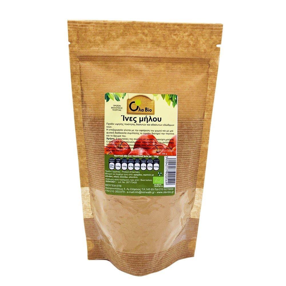Ίνες Μήλου Ola Bio (250g)