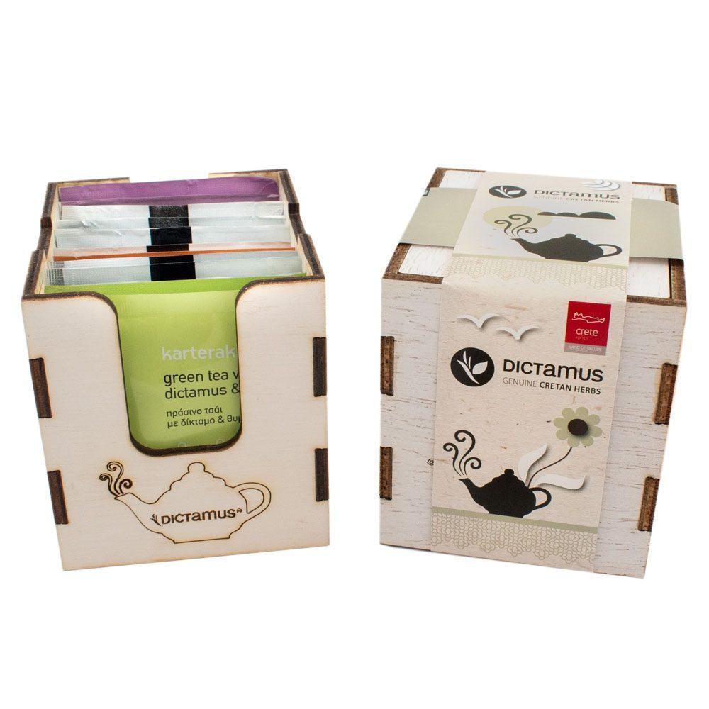 Karteraki wooden Cube Limited Edition
