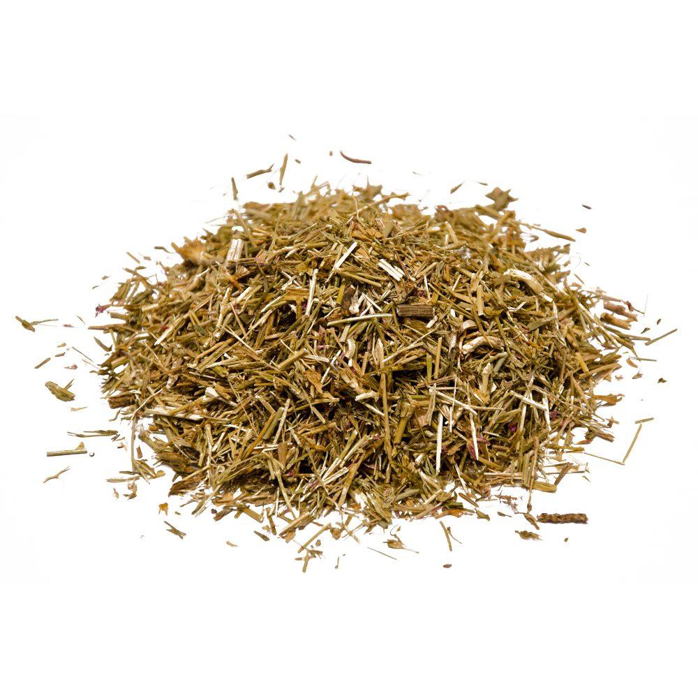 Cornflower herb cut (Erythraea Centaurium)