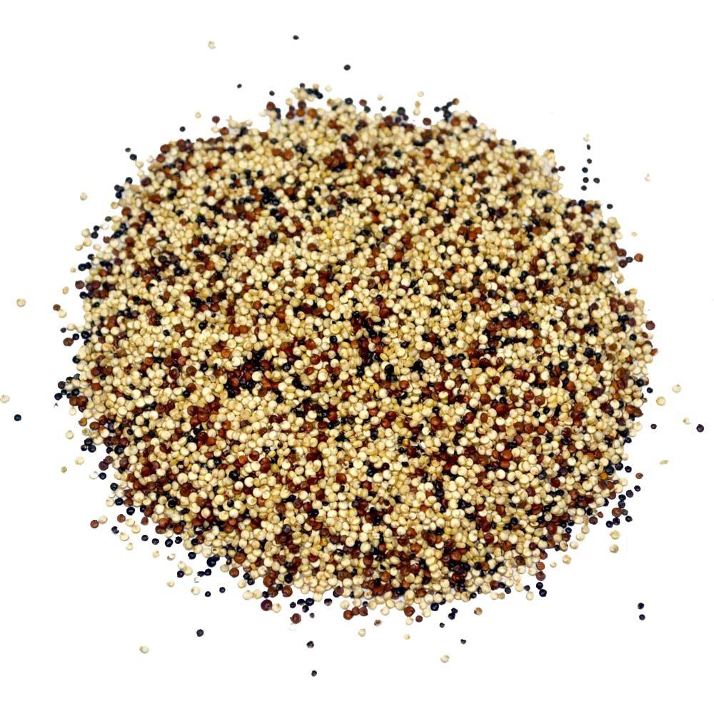 Organic Quinoa tricolour