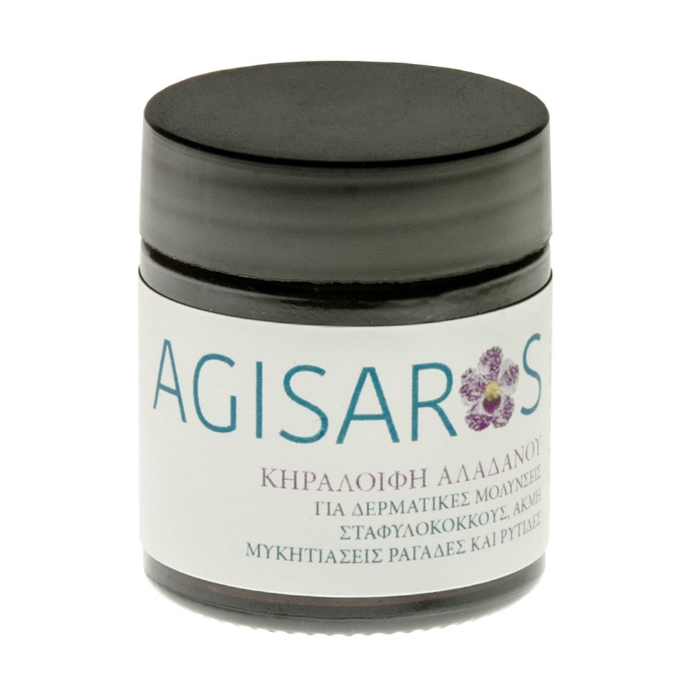 Beeswax cream for infections with Cistus Creticus (Agisaros) (30ml)