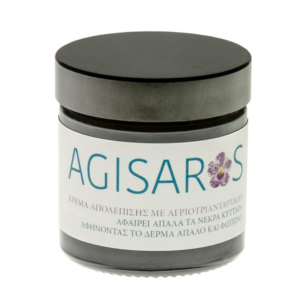 Κρέμα απολέπισης (Peeling) προσώπου (Agisaros) (50ml)