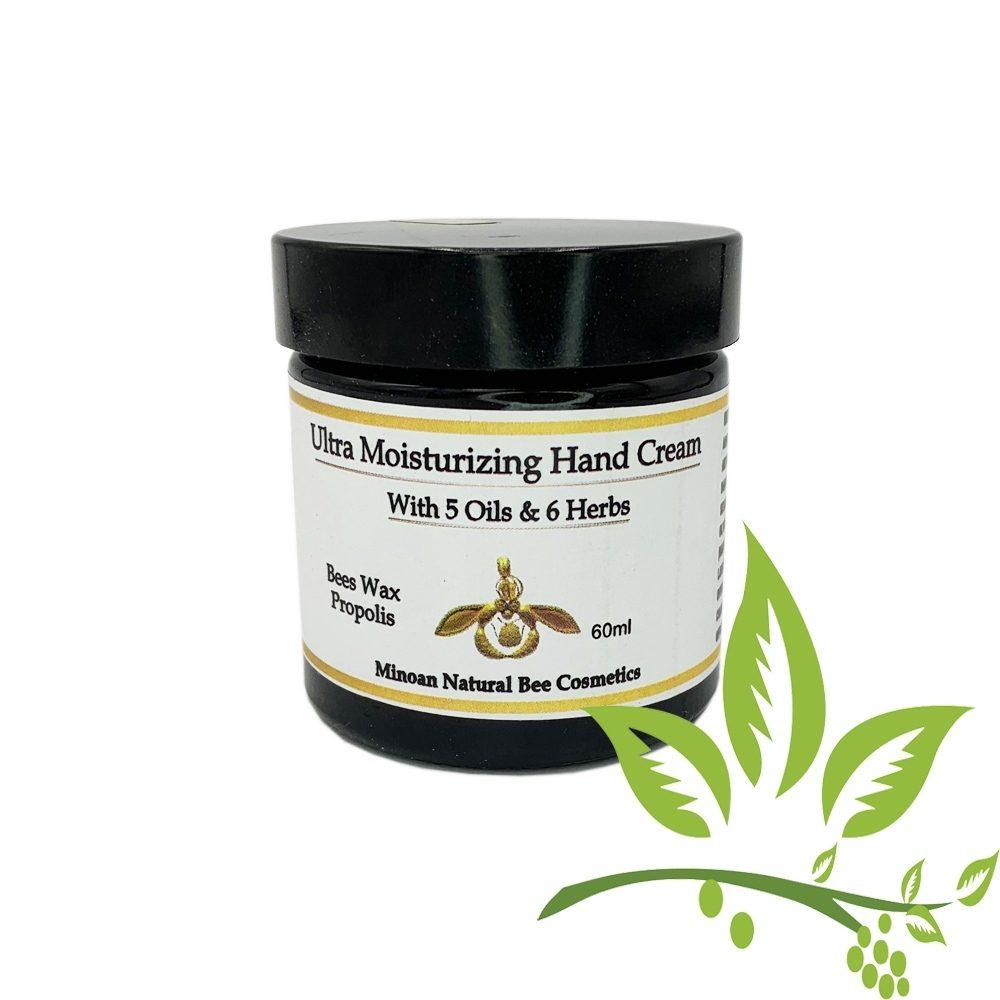 Moisturizing Cretan Hand Cream Minoan (60ml)