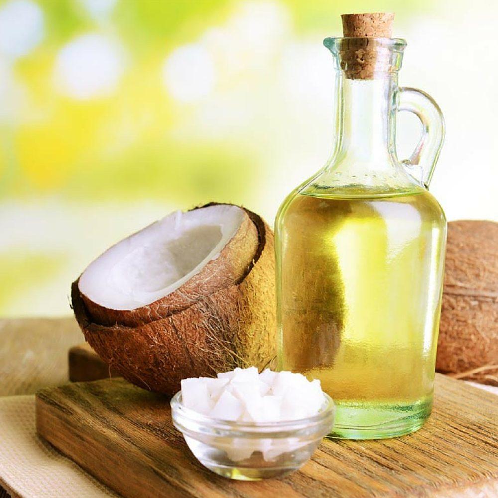 Кокосовое масло (Coconut oil)