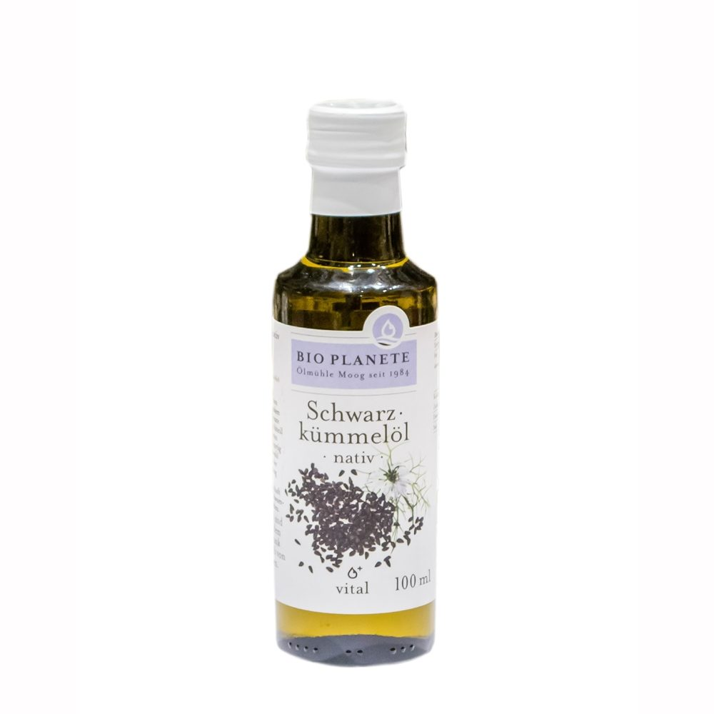 Organic Black Cumin Oil (100ml)