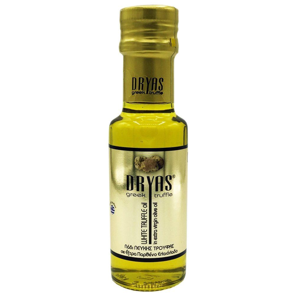 Оливковое масло первого холодного отжима с ароматом белого трюфеля