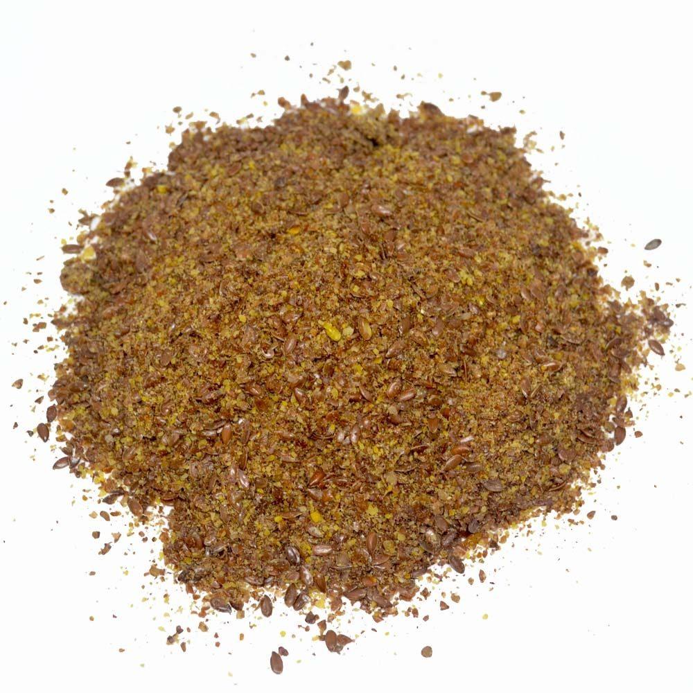 Льняное семя молотое (био)