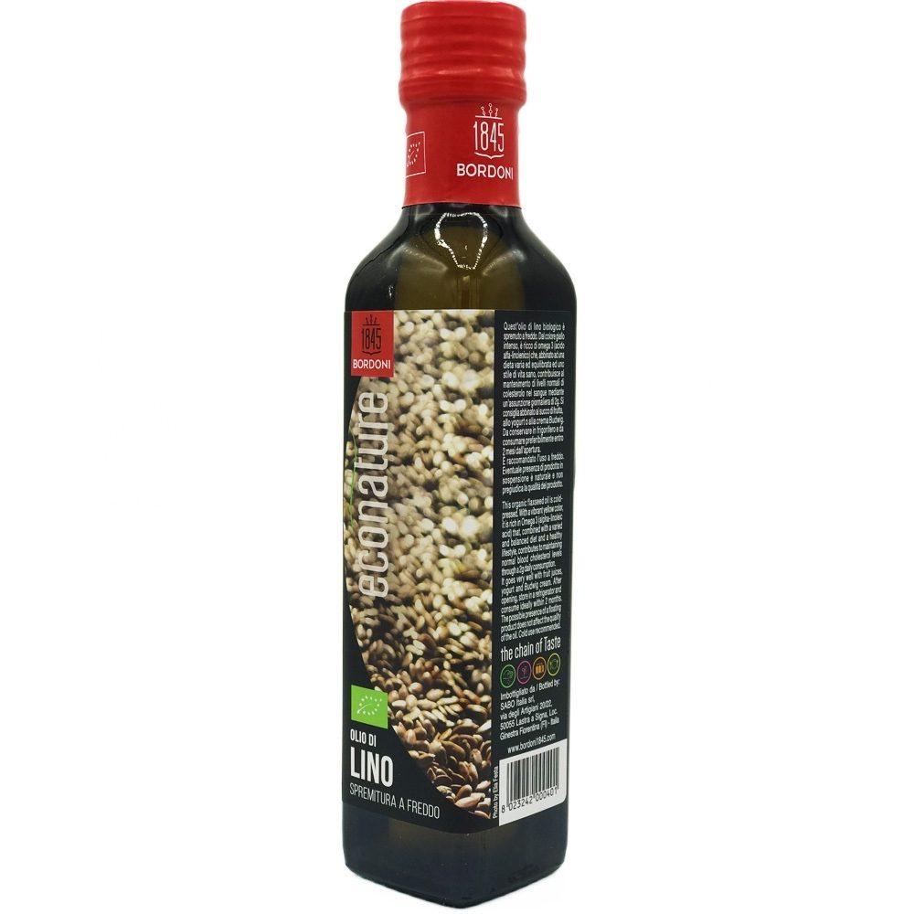 Organic Flaxseed oil (250ml)