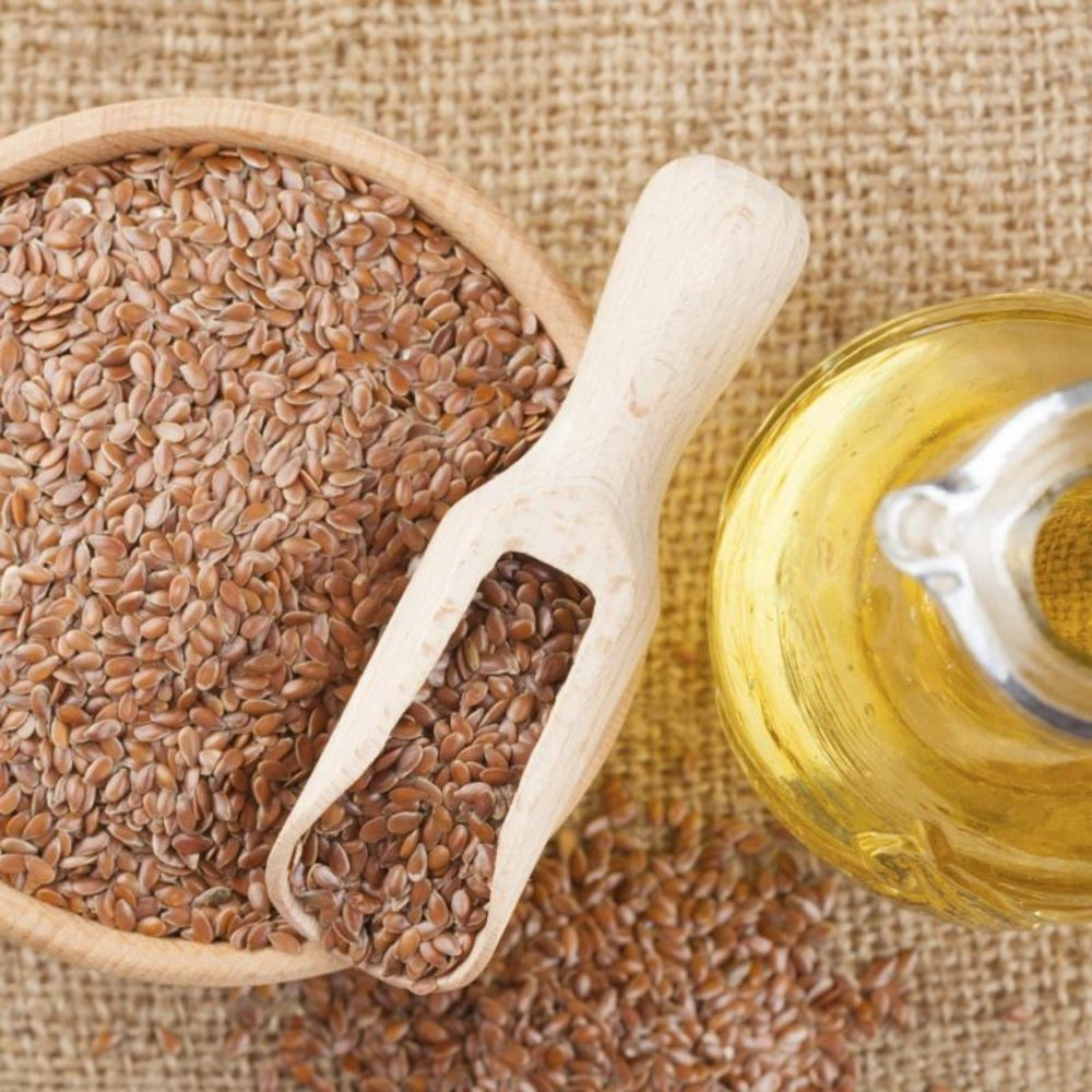 Льняное масло (Flax seed Oil)