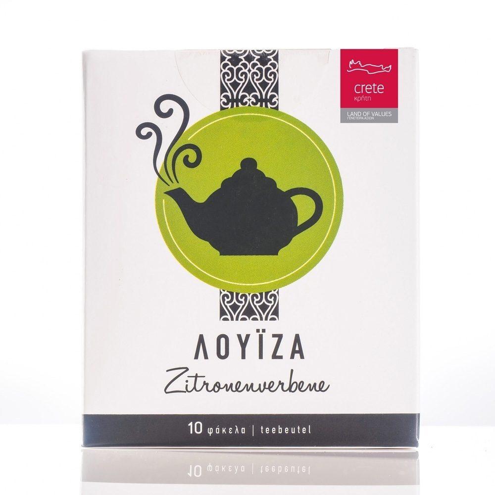 Cretan herbs in tea bags