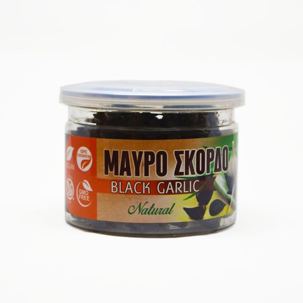 Μαύρο σκόρδο σε σκελίδες (Βιολογικό)