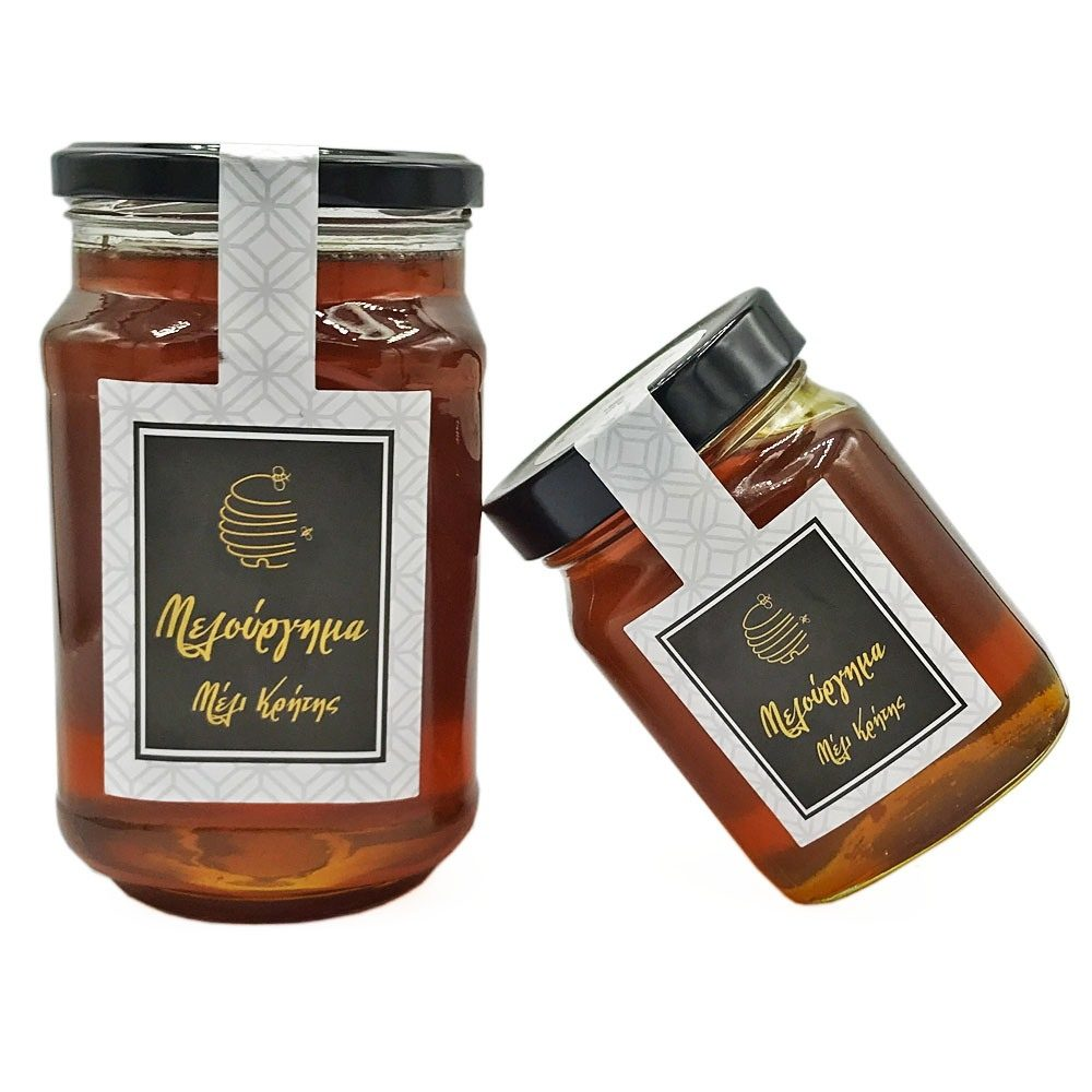 Μέλι Κρήτης Θυμάρι - Πεύκο - Βότανα
