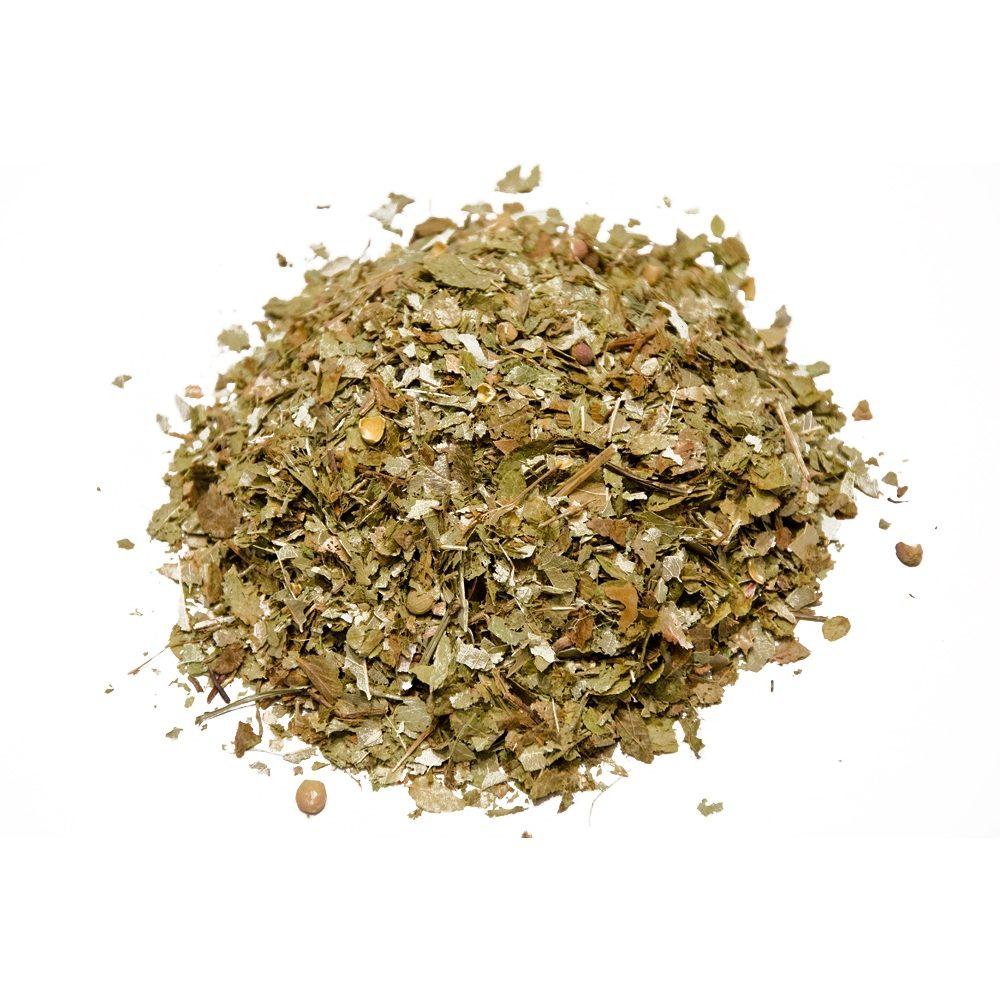 Μύρτιλο - Μυρτιά φύλλα
