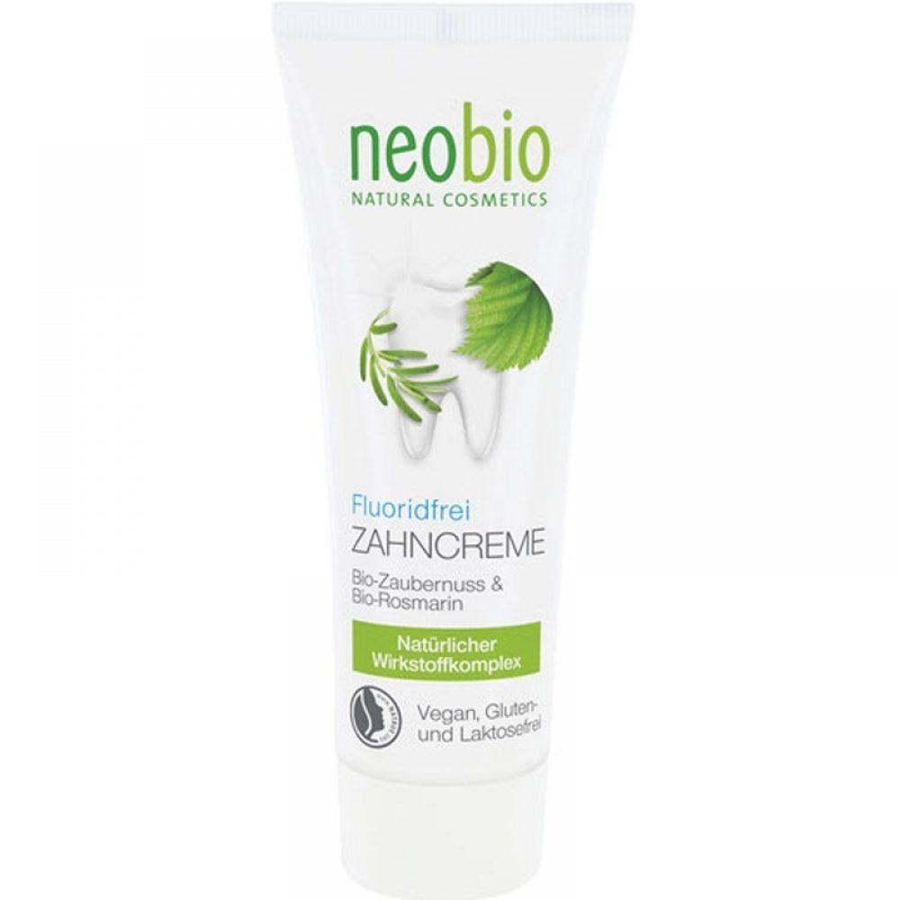 Οδοντόκρεμα δεντρολίβανο - χαμομήλι NeoBio (Βιολογική) (75ml)