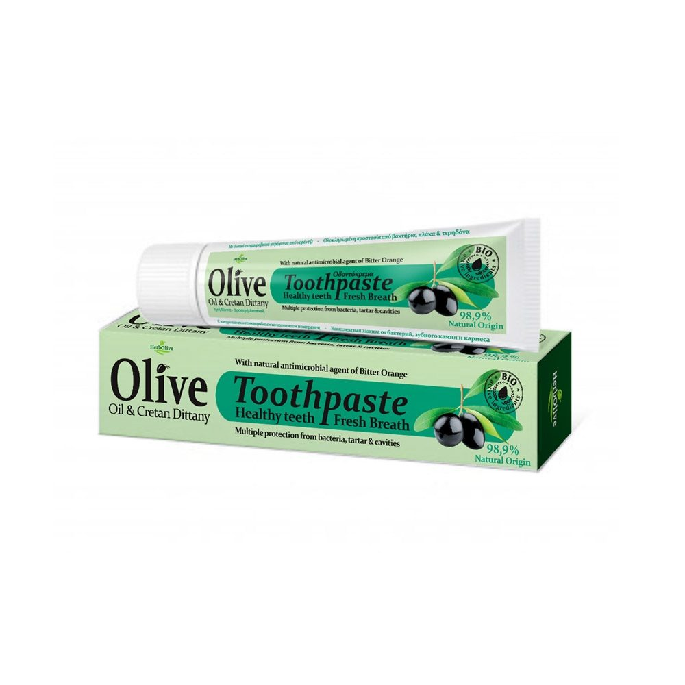Herbal toothpaste with Cretan dictamnus (75ml)
