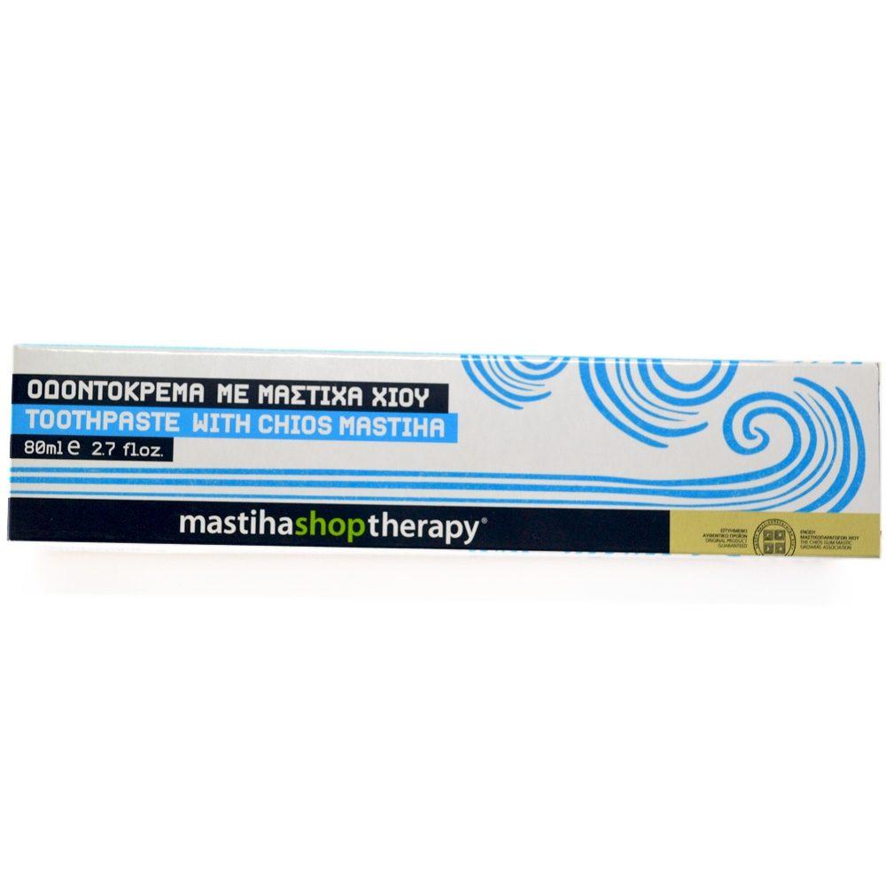 Toothpaste with Chios mastiha (Fluoride free) (80ml)