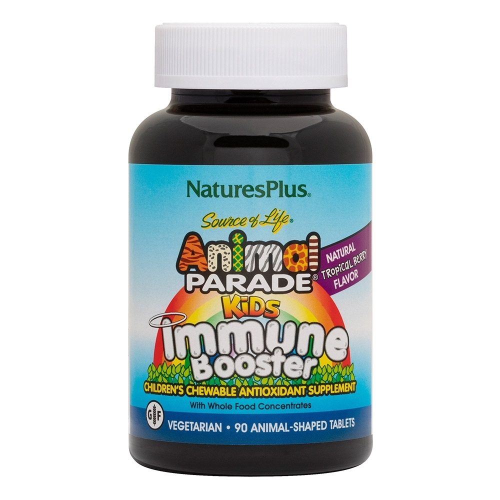 Immune Booster Animal Parade Kids Chewable 90 Tabs