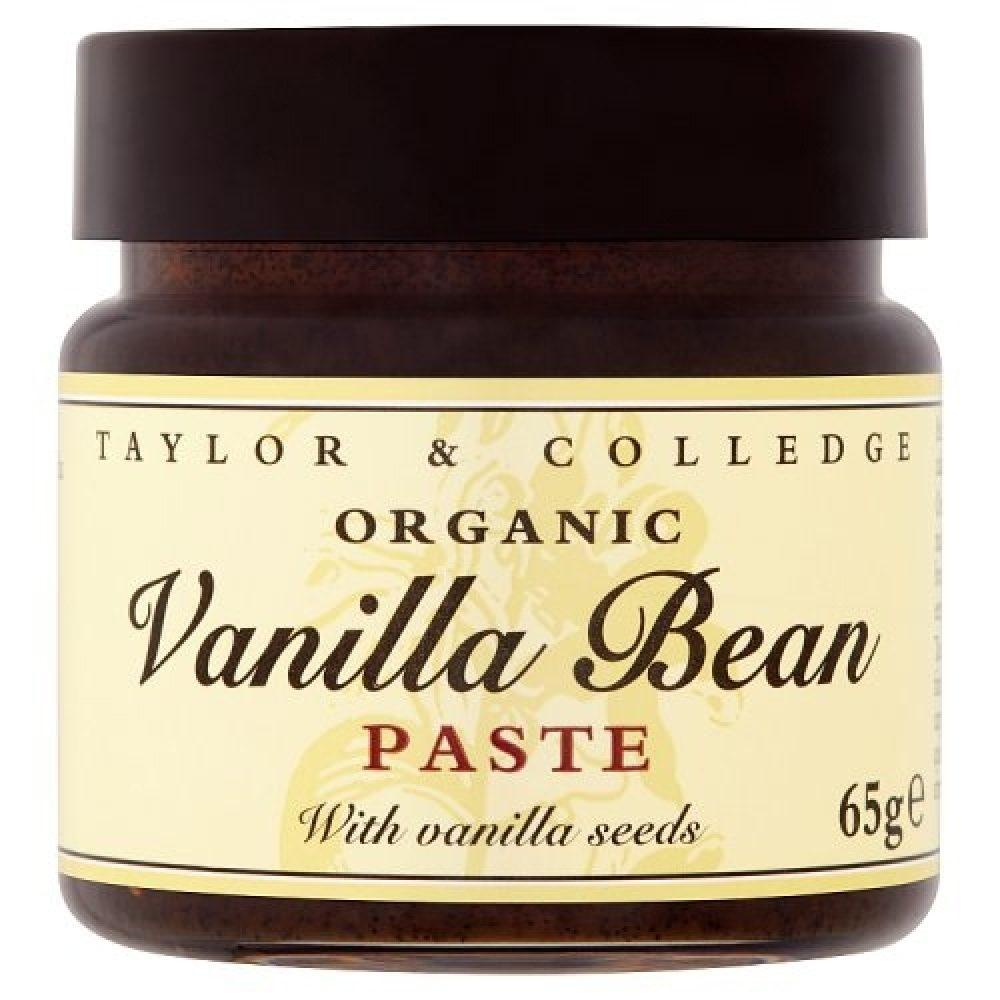 Organic Vanilla Bean Paste (65g)