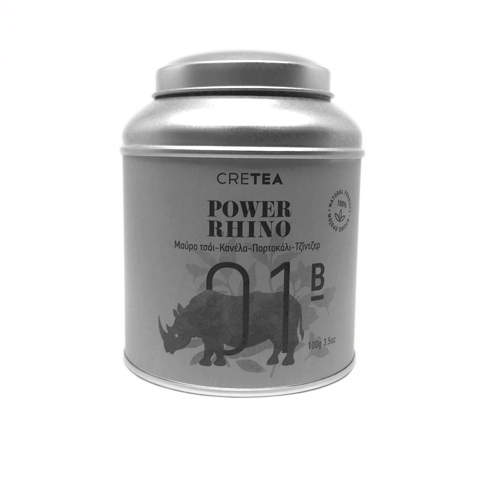 POWER RHINO - Oriental black tea (100g)