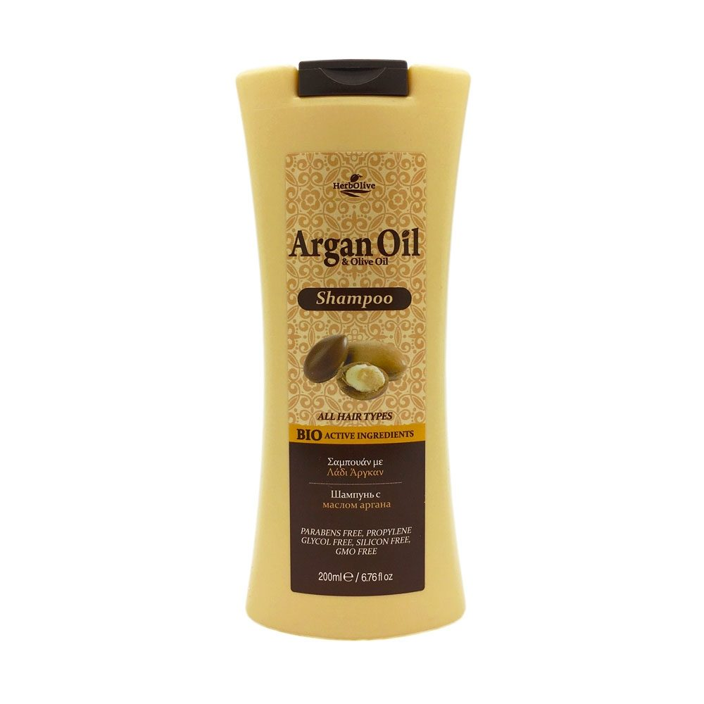Shampoo with Argan oil (200ml)