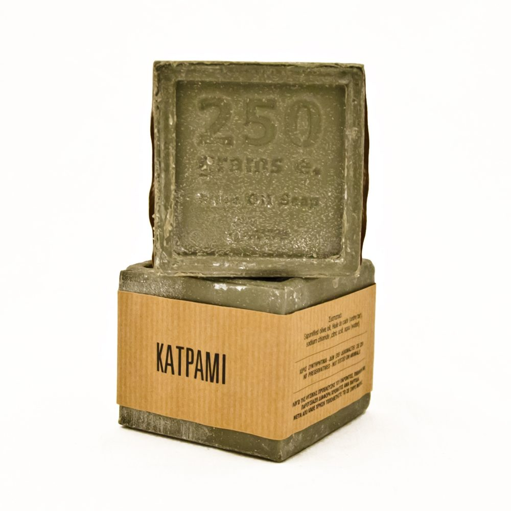Σαπούνι με κατράμι για μυκητιάσεις και δερματίτιδες (250g)